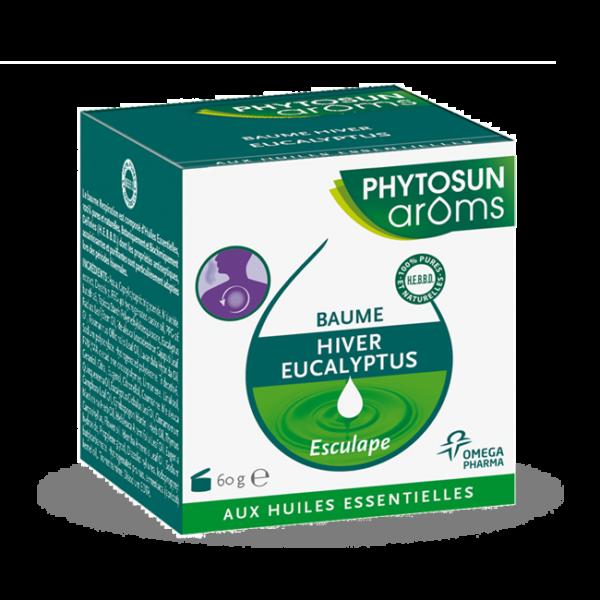 Baume hiver eucalyptus